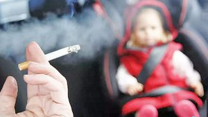 IS YOUR SMOKING KILLING YOUR FAMILY?