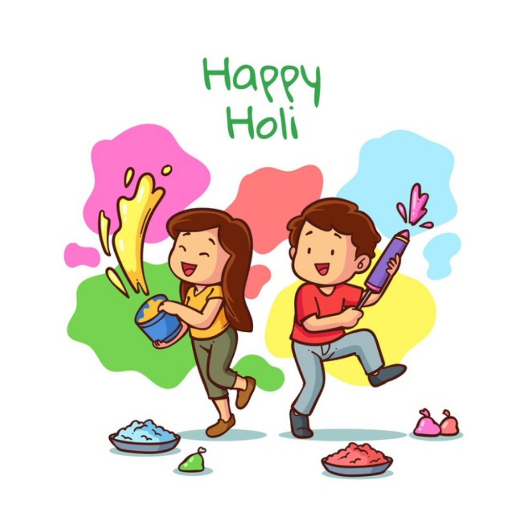 This Holi Color your life: Holi and Mental Health
